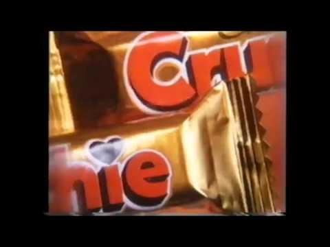 CRUNCHIE TV ADVERT  Cadburys crunchie  The champagne bar ANGLIA TV  1983  HD 1080P