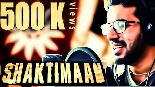 Shaktimaan | Title Song | Cover Version
