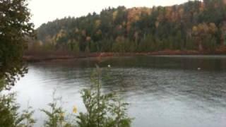 Oct 22 09 GATINEAU PARK - Meech Lake 第一场雪