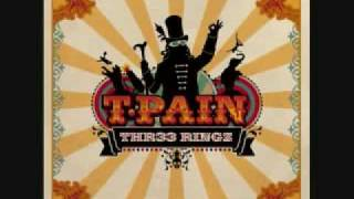 T-Pain Thr33 Ringz - Long Lap Dance Song New 2008 HQ