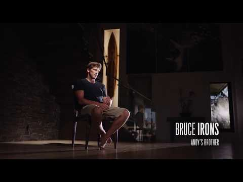 Bruce Irons On The Dark Side of Andy's Party Days