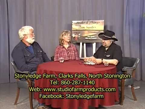 Denison Farm Market with Tom Santos: Stonyledge Farm, Ed and Belinda Learned