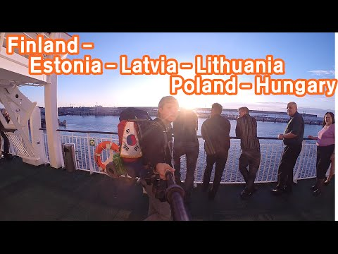[Travel.Gopro] Finland-Estonia-Latvia-Lithuania-Poland-Hungary
