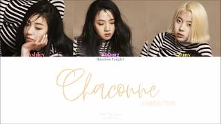 LADIES' CODE (레이디스 코드) - Chaconne [Colour Coded Lyrics Han/R…