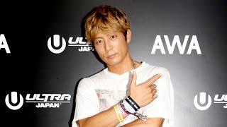 ULTRA JAPAN 2016(ウルトラ ジャパン)の2日目より、EXILE・黒木啓司が...
