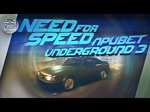 Need For Speed (2015) - ПРИВЕТ UNDERGROUND 3! (Прохождение #1)