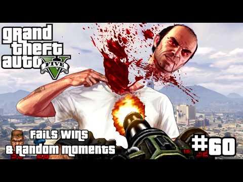 GTA 5 Fails Wins & Funny Moments: #60 (Grand Theft Auto V Compilation)   ALKONAFT007