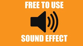 Censor Beep Sound Effect [Download Link]