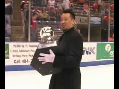 Muskegon Fury 2004 - 2005 UHL Champions