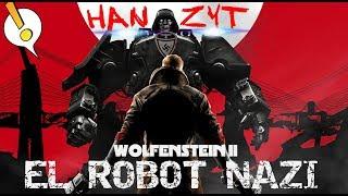 EL ROBOT NAZI MISILERO !! - WOLFENSTEIN II - DIRECTO #12 - GTX 760 4GB EVGA