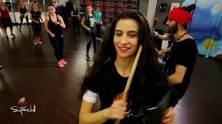 Superchill &amp Gabriela Serban (Zumba Worldclass Lujerului 2018)