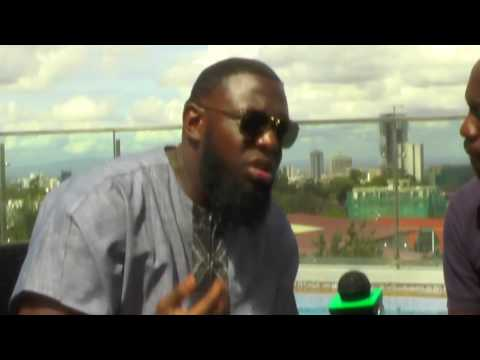 MAURICE OWINO REPORT: One on one with  Timaya