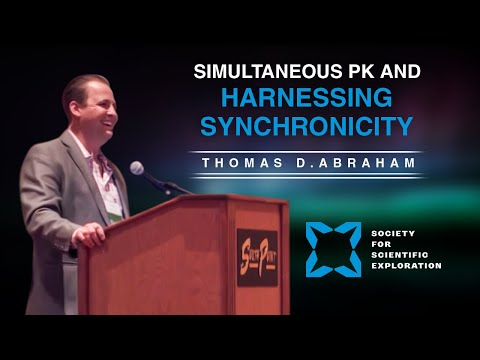 Thomas D. Abraham | Self-Research and Applied Psi