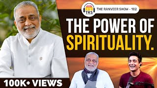 Daaji On The Art Of Heartfulness, Spirituality & Attaining Mental Peace | The Ranveer Show 102