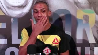 Edson Barboza KOs Beneil Dariush, wants Tony Ferguson for five rounds