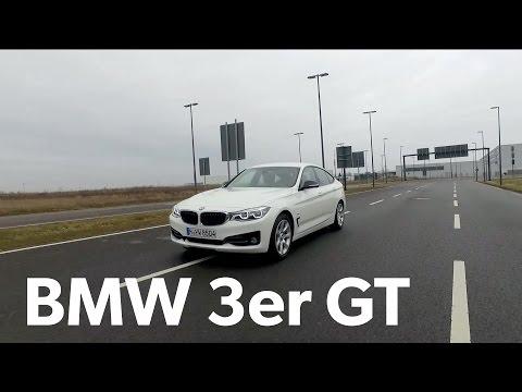 Auto Test BMW 3er GT mobile.de