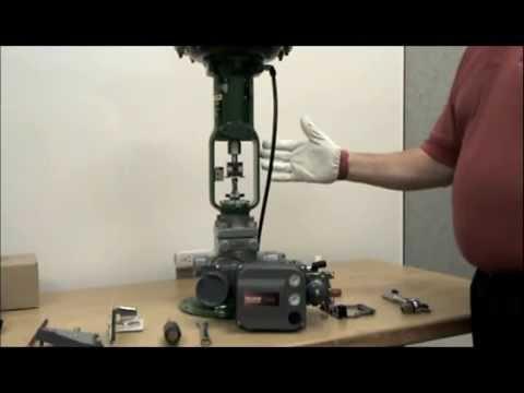 Mount a FIELDVUE DVC6200 to a Fisher sliding stem valve ...