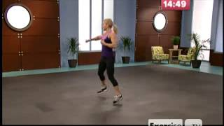 Exercise TV 10 lb Slimdown Cardio Kickboxing