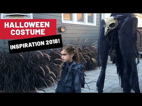 Best Halloween Costume Ideas 2018