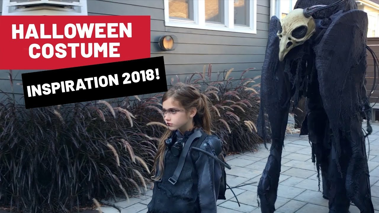 Best Halloween Costume Ideas 2018
