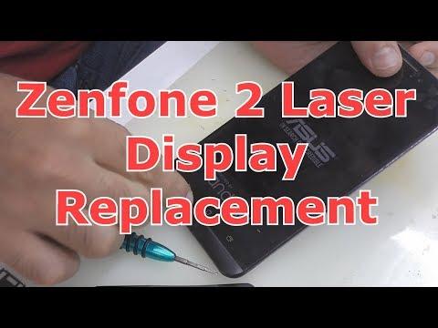 Zenfone 2 Laser Display Replacement