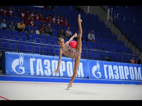 Maria Borisova - Ball Young gymnasts-2019 AA 17.90