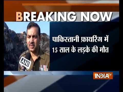 Jammu and Kashmir: Pakistan violates ceasefire in Arnia and RS Pura sector