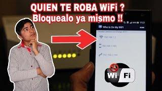 QUIEN ESTA CONECTADO A TU RED WiFi ? ACTIVA ESTE TRUCO!!