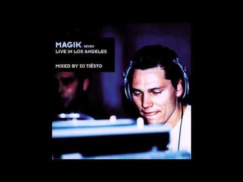 Tiesto - Magik Seven - Live in Los Angeles / Push - Strange World (2000 Remake)