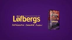 Löfbergs - Intohimona tumma kahvi