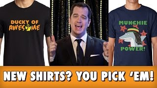 New KOA Shirts! YOU CHOOSE THE DESIGNS!