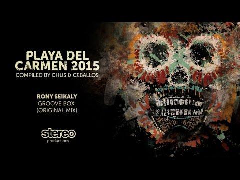 Rony Seikaly - Groove Box (Original Mix)
