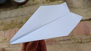 Cách gấp máy bay giấy Boomerang | gấp máy bay giấy