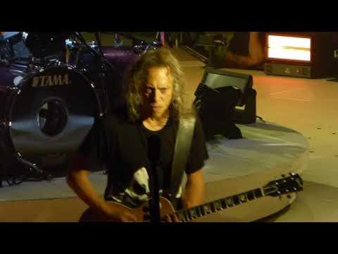 Halo On Fire - Metallica - 2018-02-14 Bologna, Italy