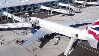 Aircraft Fit Test – Bermuda International Airport Redevelopment Project
