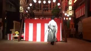 2014年3月18日 大江戸温泉物語 箕面温泉スパーガーデン 渡辺健太ソロパ...
