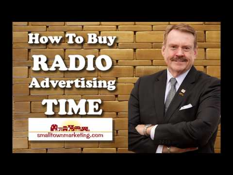 [Podcast] How to Buy Small Business Radio Advertising Time
