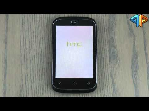 HTC Desire C auf Werkseinstellungen zurücksetzen