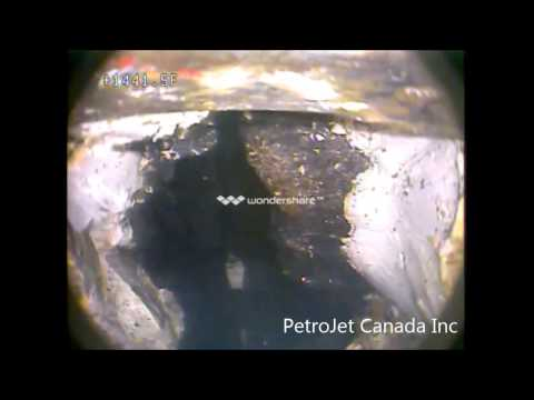 PetroJet CBM Laterals Downhole Video