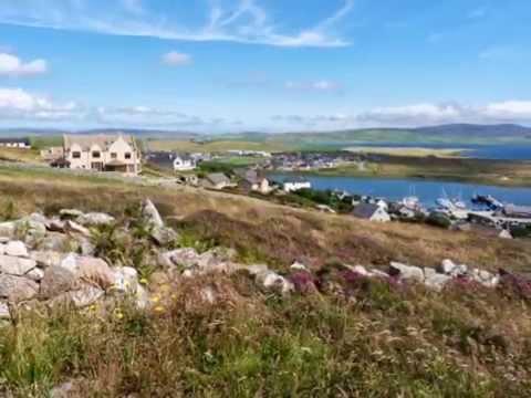 Orkney Islands...