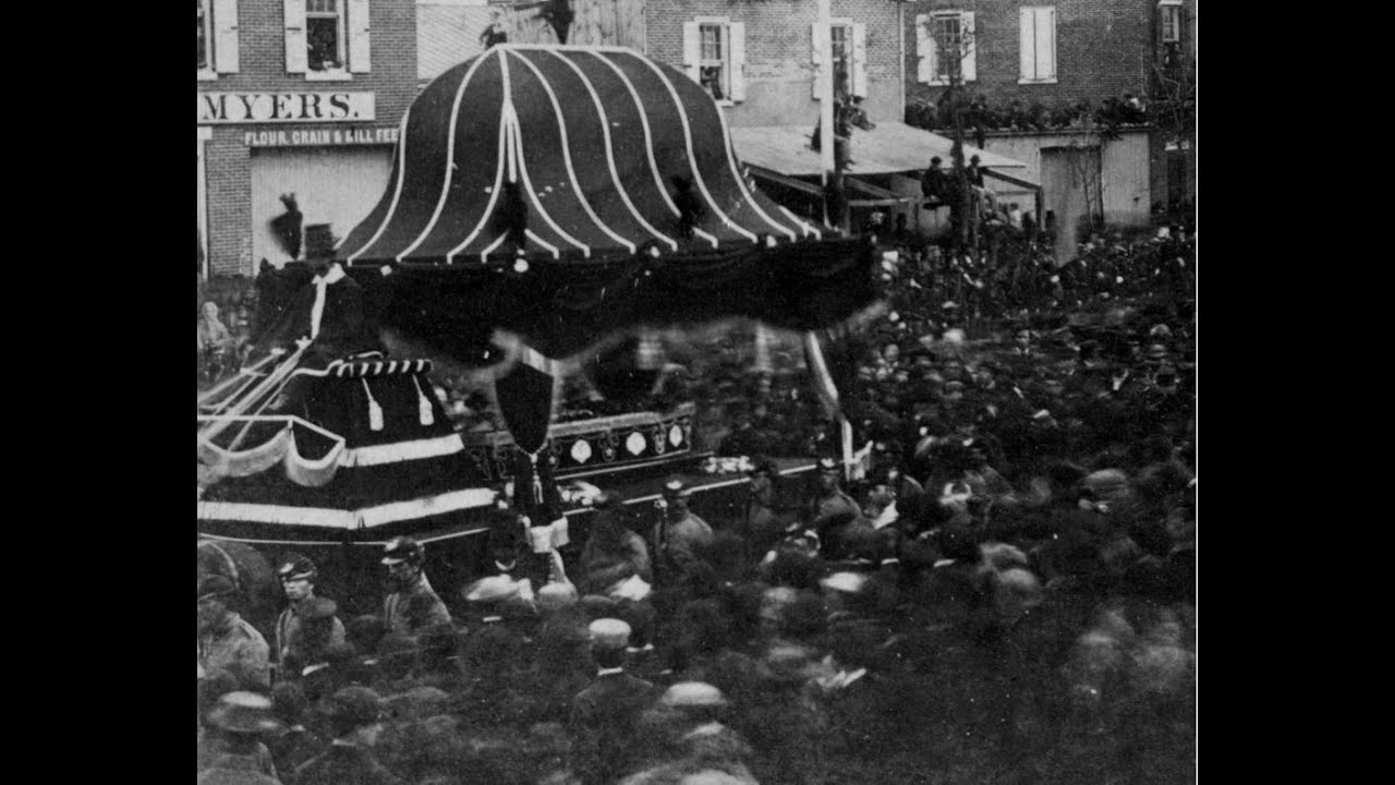 abraham lincoln funeral procession. 3d animated stereoscopic photographs of president abraham lincolnu0027s funeral processions 1865 youtube lincoln procession e
