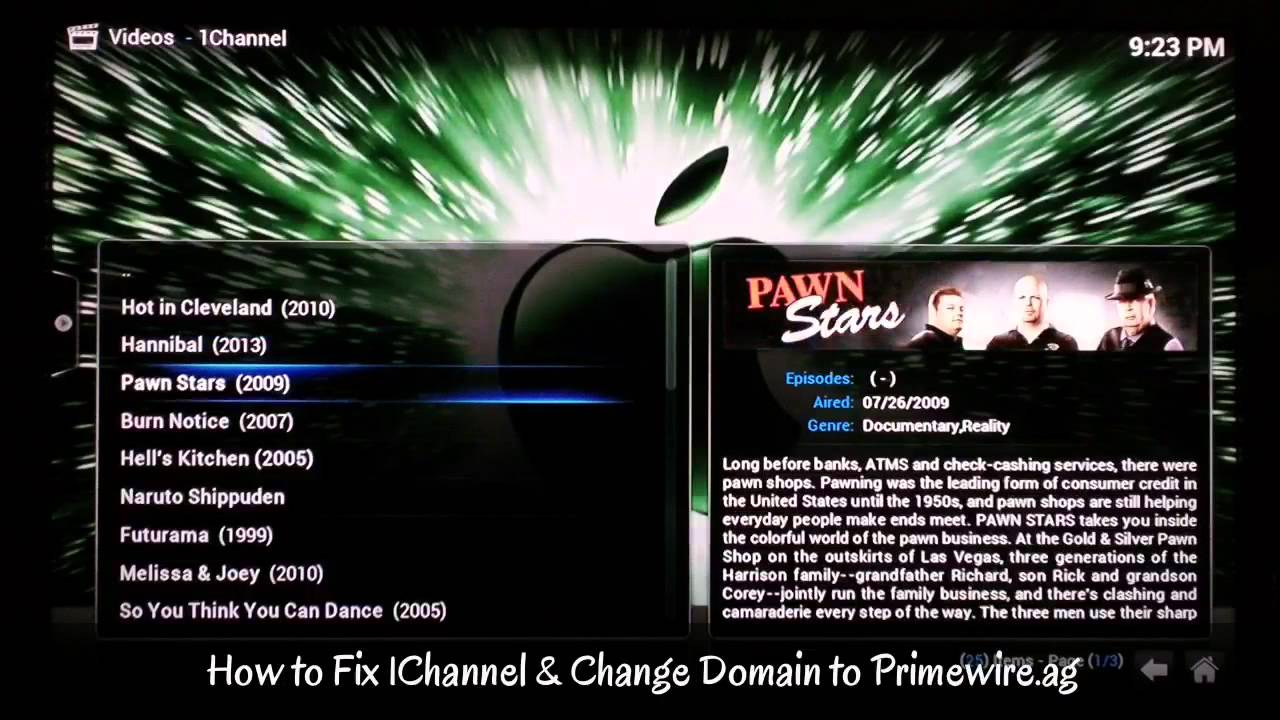 HOW TO FIX 1CHANNEL - HOW TO SWITCH TO PRIMEWIRE.AG & OCCUPY.UK ...
