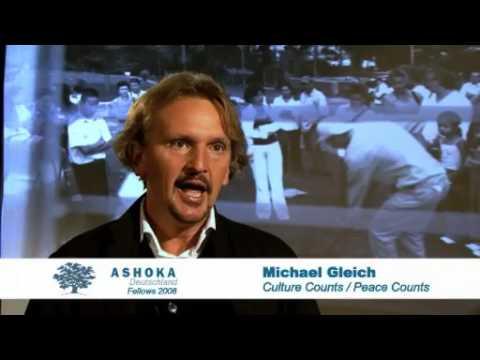 Michael Gleich Ashoka Fellow 2008 Social Entrepreneur