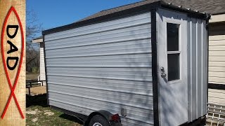 Diy Homemade Camper Trailer