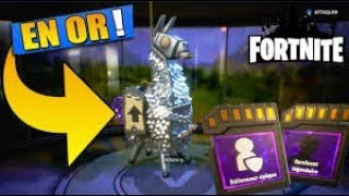 "PACK OPENING on ""FORTNITE"" ""-Save the World-"" (opening of llamas)!"