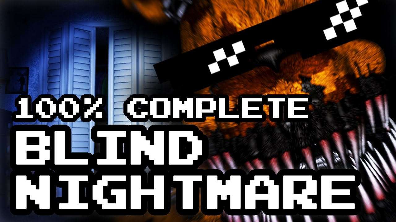 fnaf nightmare mode