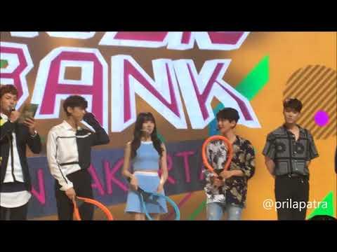 EXO - B.A.P - ASTRO - GFRIEND - NCT 127 - PARK BOGUM - IRENE - BFORCE - MUSIC BANK JAKARTA 2017
