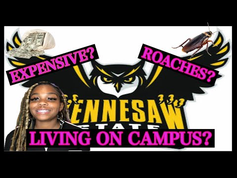 Kennesaw State University- 5 Facts About On Campus Housing