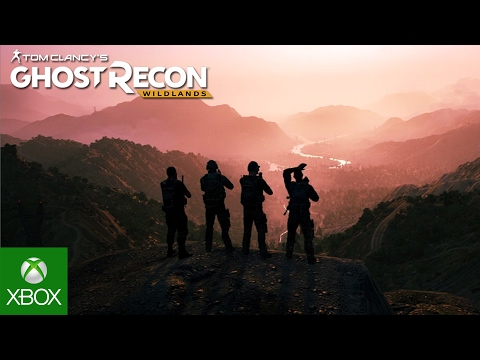 Tom Clancy's Ghost Recon Wildlands Trailer: Open Beta Coming 2.23.17