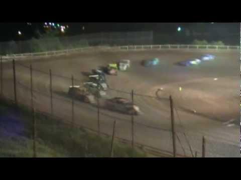 I-77 Raceway Park TSMA Renegades of Dirt Modifieds Feature Highlights 5-27-2012